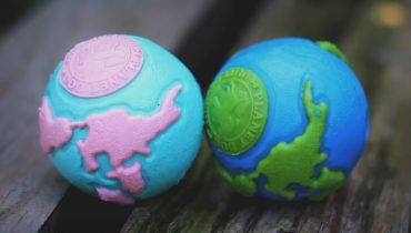 orbee tuff planet ball - goed voor de planeet